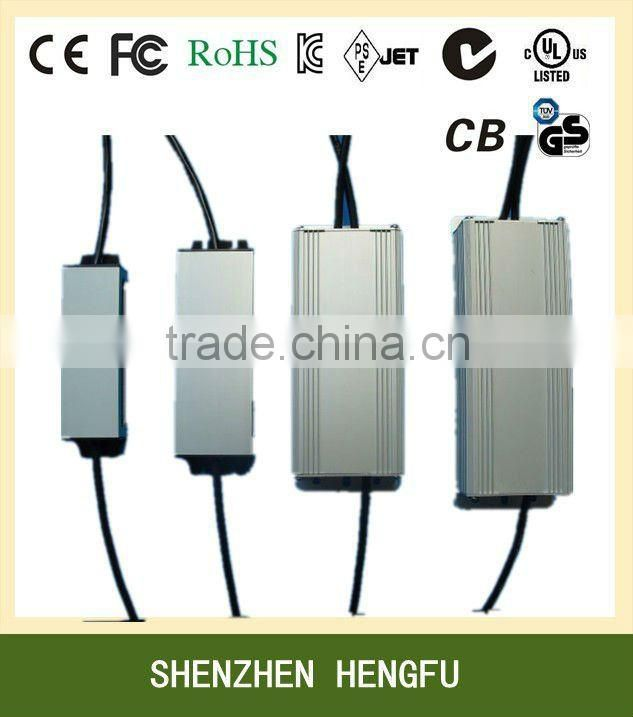 90-220V AC DC 12V 7A Waterproof LED Power Adapter