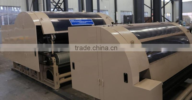 TDL -MB needle punching cleaning cloth nonwoven production line