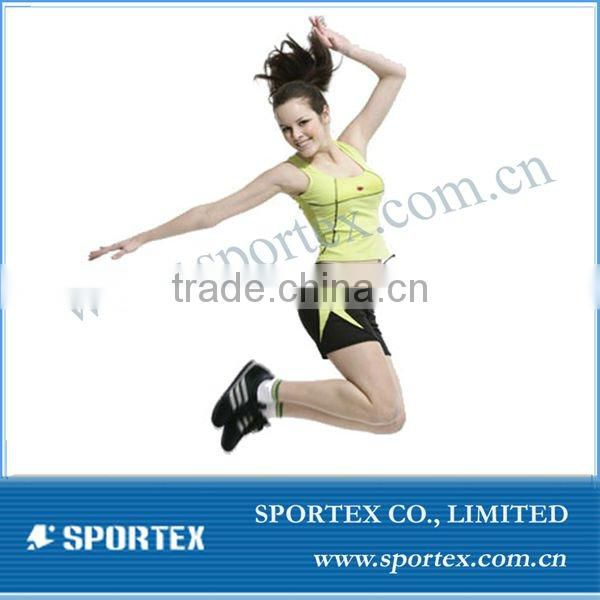 hot sale model fitness wear training wear girls women finess wear