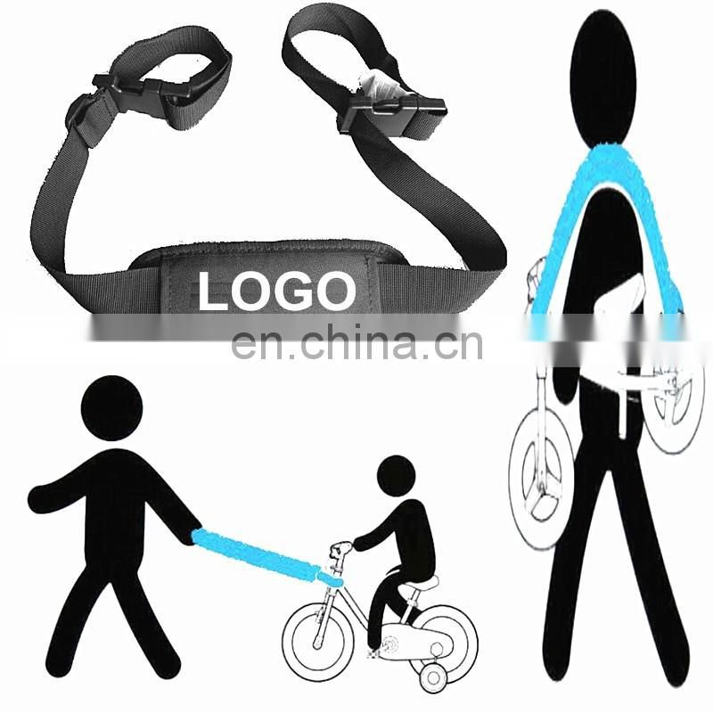 Durable Adjustable Carrying Shoulder Strap for Kids Bike And Stroller
