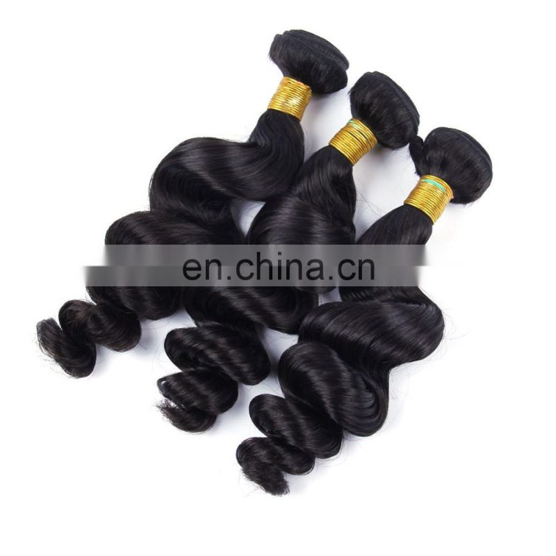 No shedding no tangle high quality soft thick virgin mexican hair virgin extension