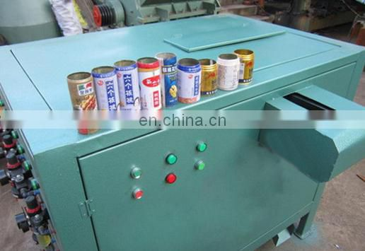 Electric Ring-pull can removing cap machine