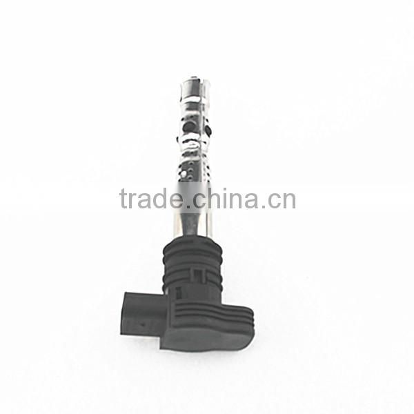 best ignition coil OEM#06A 905 115 for AUDI SEAT SKODA VW beru ignition coil