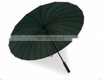 new fashion high quality yellow golf umbrella promotional for sale