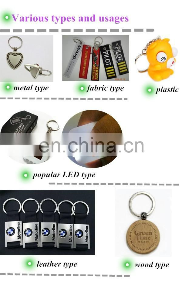 Factory Outlet colorful Donald Duck customized keyring