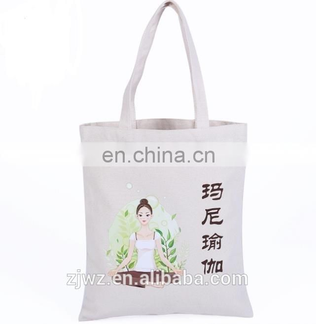 china manufacturer cheap pvc coated cotton bag
