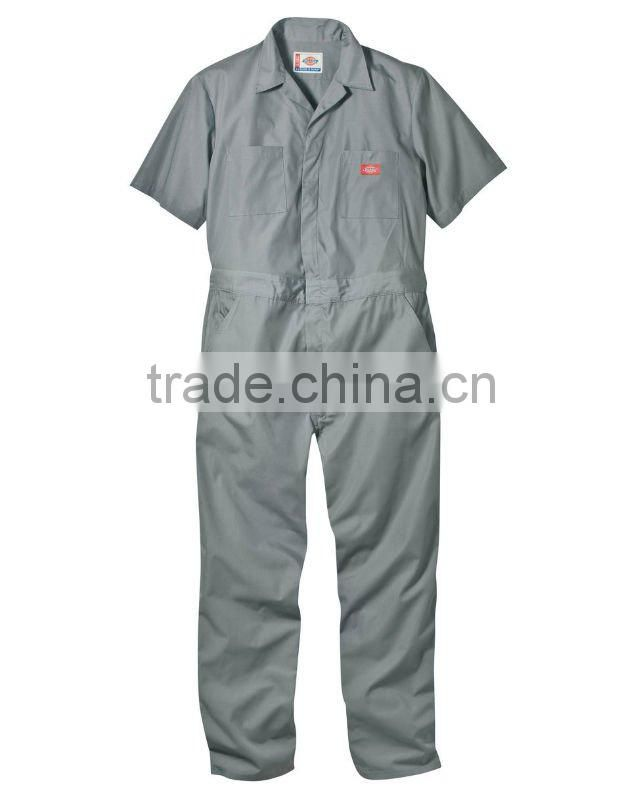 Fashion design mens working coveralls Working uniforms