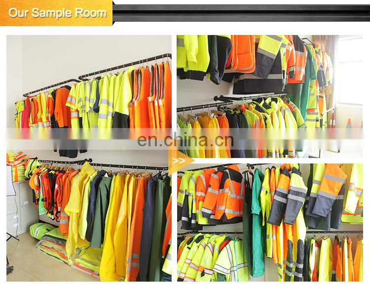 High visibility waist belt reflective industrial safety belt
