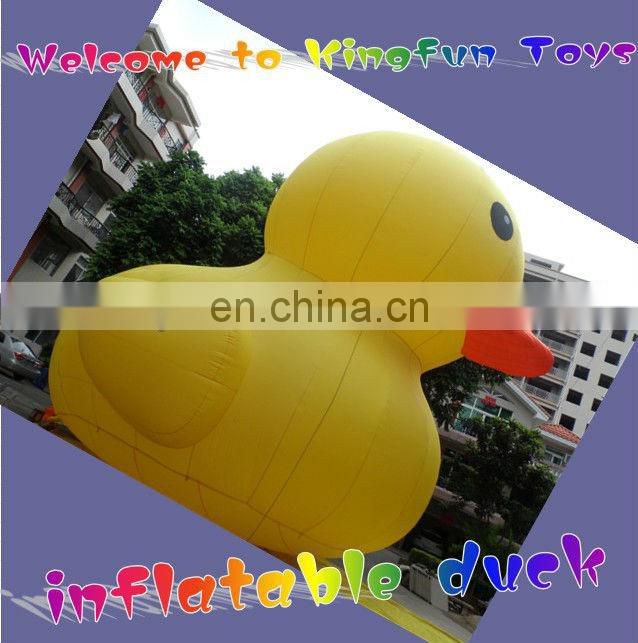 9M giant inflatable floating air banana