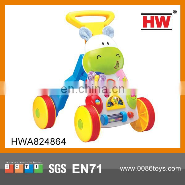 Hot Sale Funny Iron Baby Toys Stroller For Dolls
