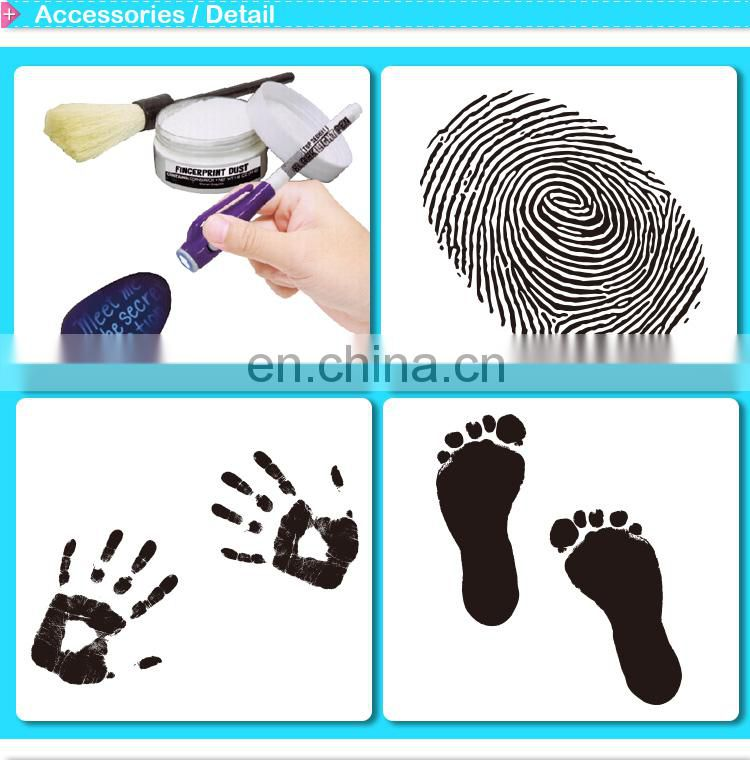 DIY science craft kit forensic kit