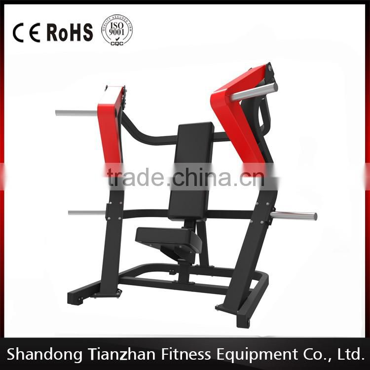 2016 new plate loaded gym machine/hammer strength fitness/body building T Bar Rower