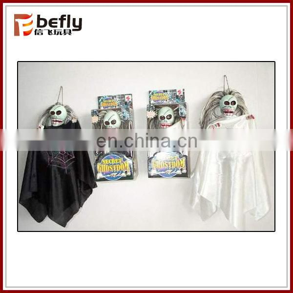 Sound control halloween decorations ghost for hanging