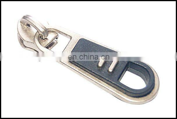 Different quality 8# luggage nylon long chain zipper