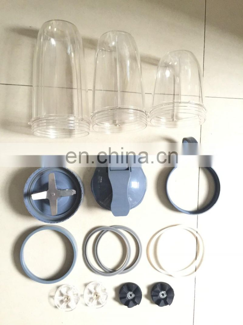 21pcs blender blade replacement, cross blade, flat blade, Blender spare parts blender blade