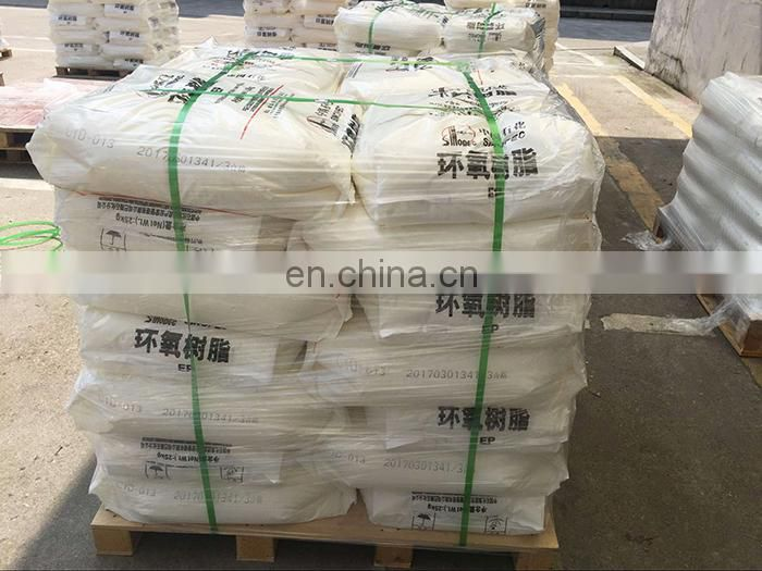 Low molecular weight flexible heat resistant fire resistant epoxy resin