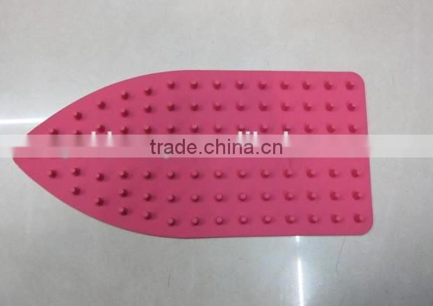 high Quality Customized Shape silicone iron mat
