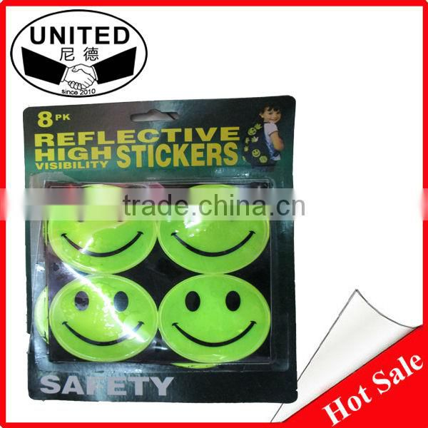 2014 Reflective Self-adhesive sticker for promotion