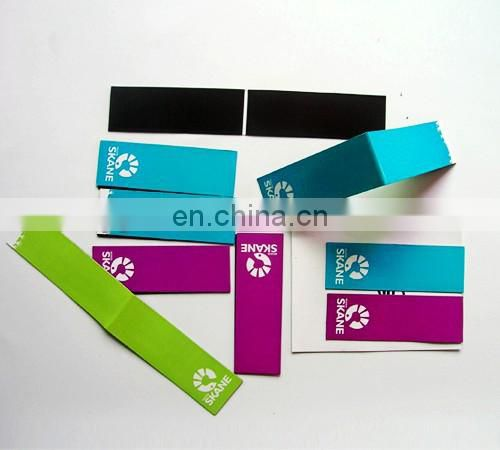 promotional magnetic clips for books