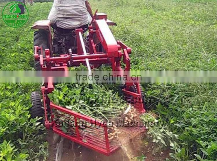 Cost effective Peanut combine harvester machine