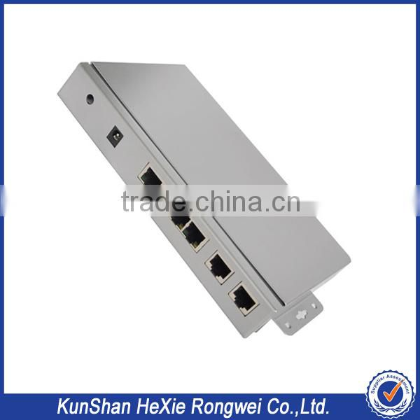 Custom anodized pressing aluminum sheet metal bending parts for household electrical appliances fabrication