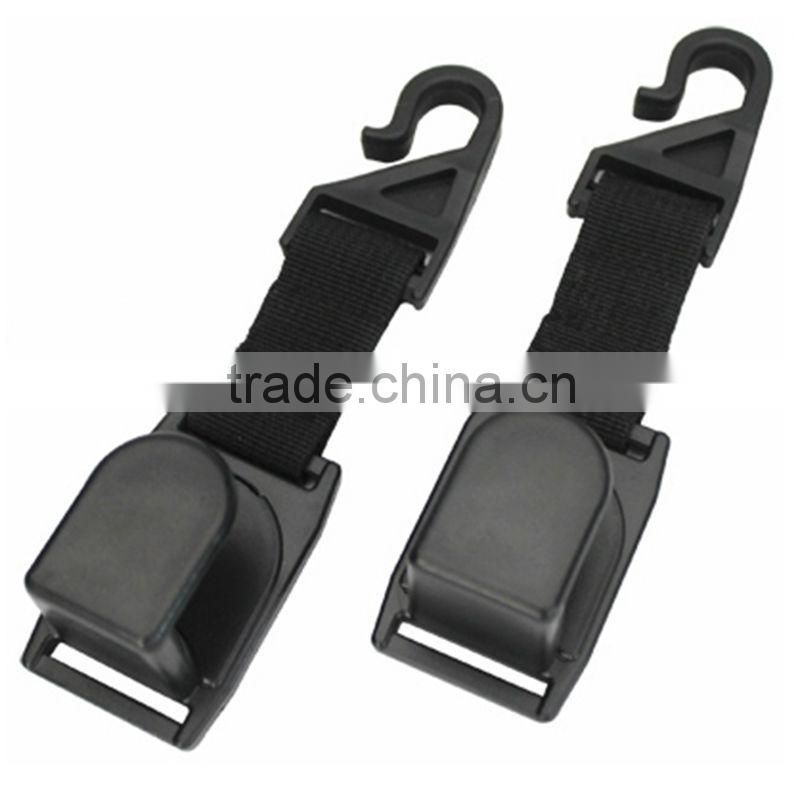 Head rest pole Beautiful Car seat hook/car hanger