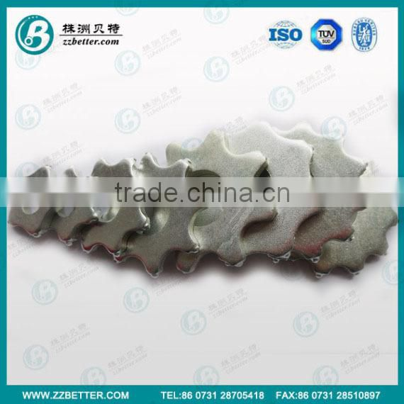 TCT Scarifier carbide Cutter, Cutter Blade in 5 tips