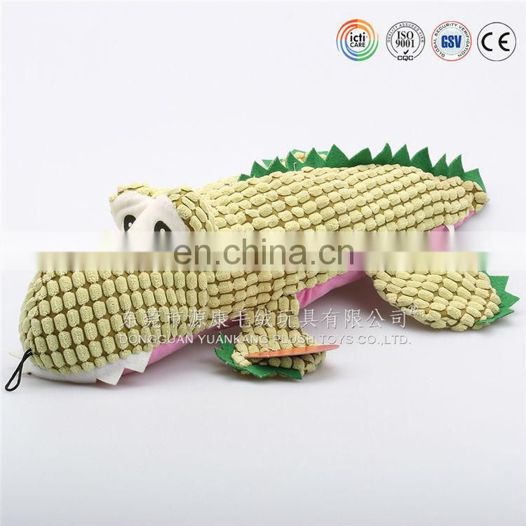 Crocodile stuffed animal & stuffed crocodile toy & soft toy crocodile
