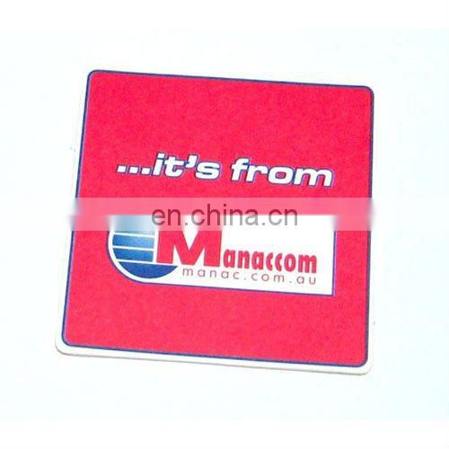 MDF Cork coaster for promotion