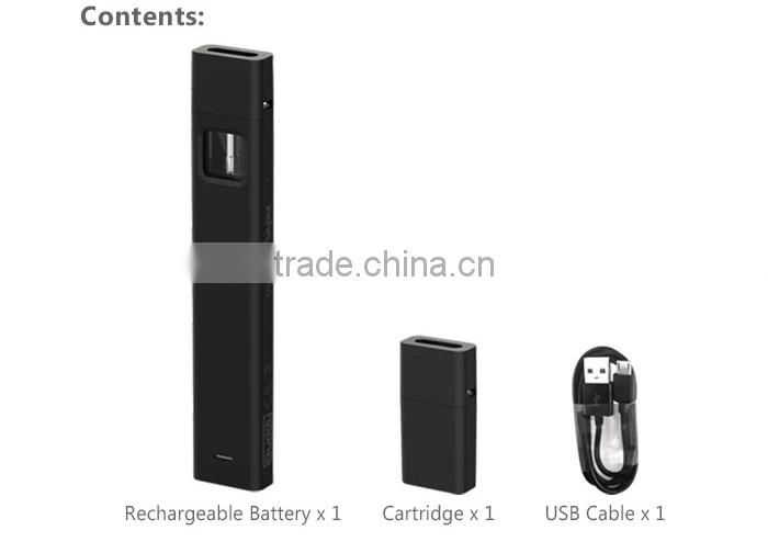 2017 new arrival perfect refillable closed system cartridge iBUDDY