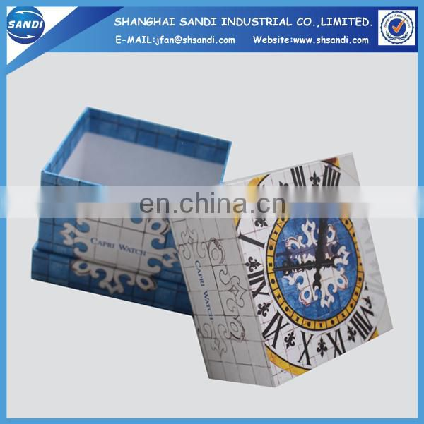 Promotional custom gift paper box