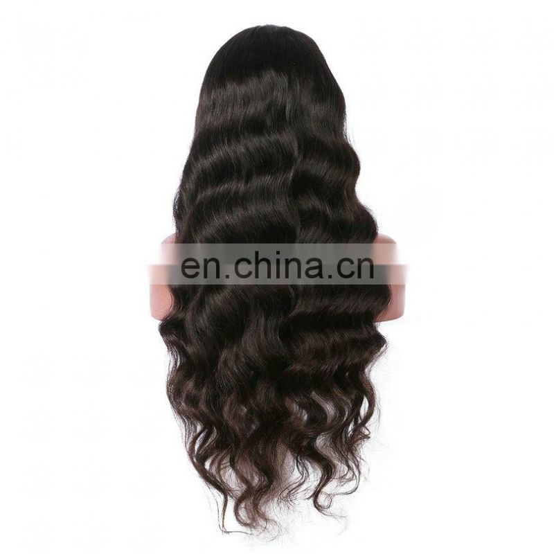 glueless full lace wig hair