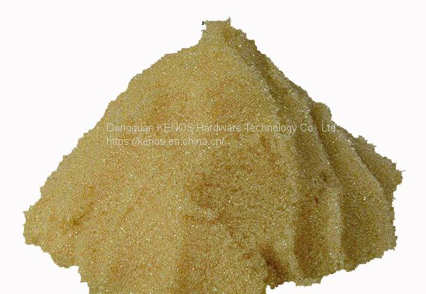 Dongguan KENOS Hardware Technology Co., Ltd. Ion Exchange Resins/EDM resin in stock Image