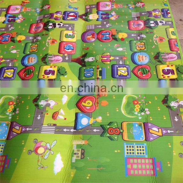 Antibacterial cheerleading mats cheap for playground