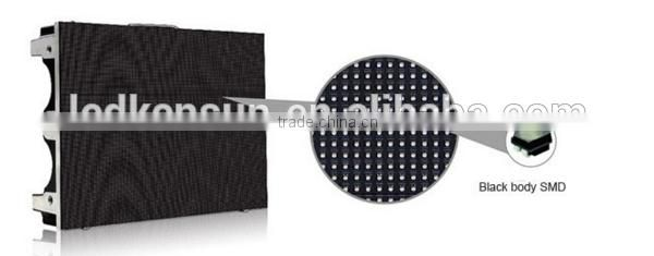 P1.667 indoor video SMD led display small pixel pitch screen with die casting aluminum cabinet