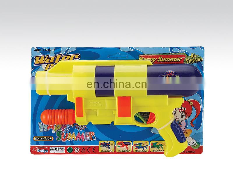 Manufacturers In China Eco-Plastic Water Gun Colorful Hand Wrist Water Gun