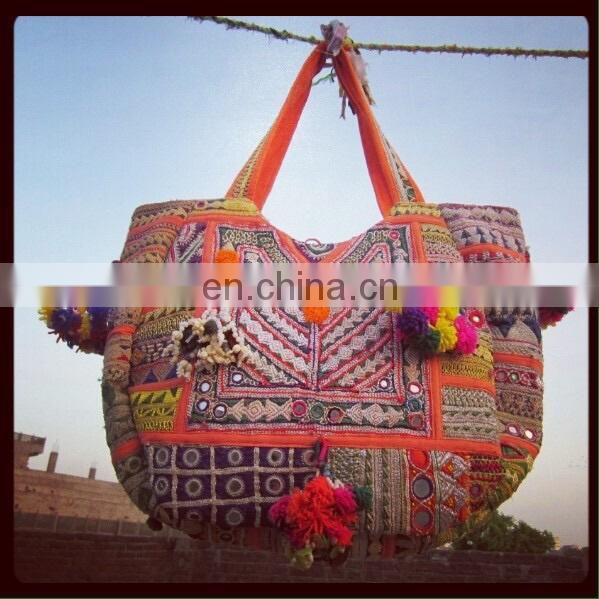 Best Offer on Christmas Festival - Buy traditional Tribal Banjara Gypsy Bags at Cheap Prices
