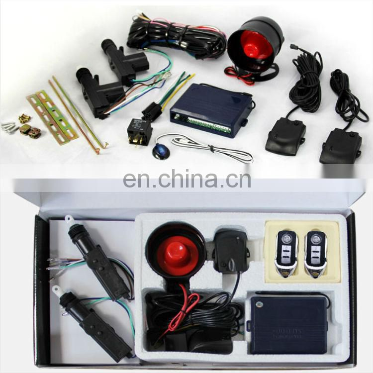can bus 24V car alarm/ truck alarm anti thief the gasoline and battery function