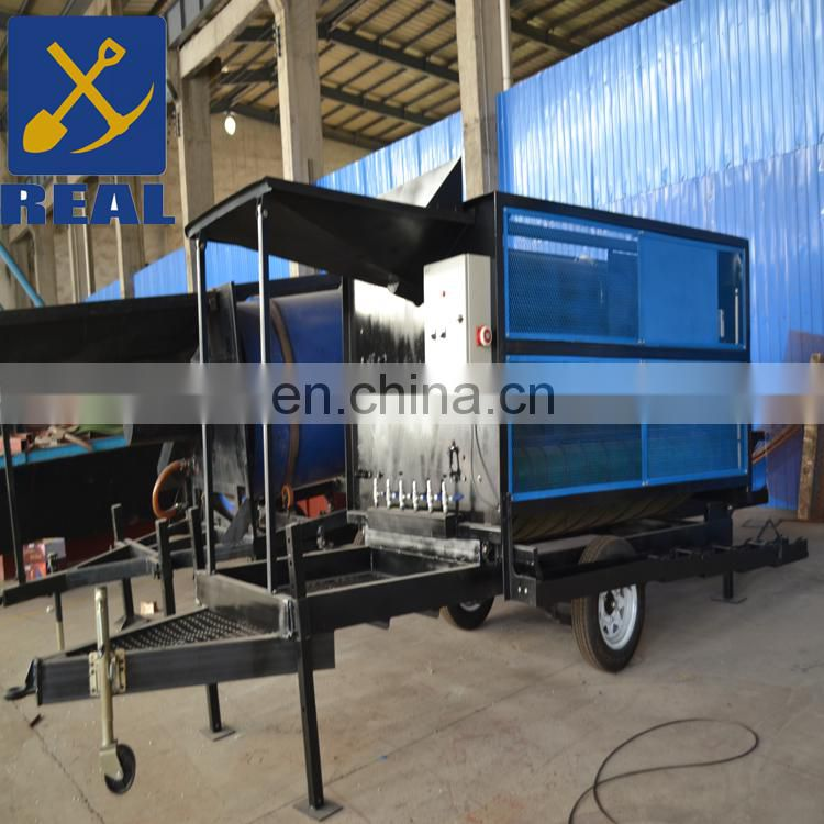 China Good quality and cheap price diamond mining machines and gold mining equipment for sale