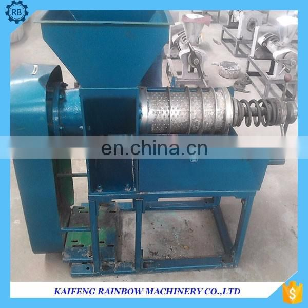 High capacity palm oil processing machine for palm oil making