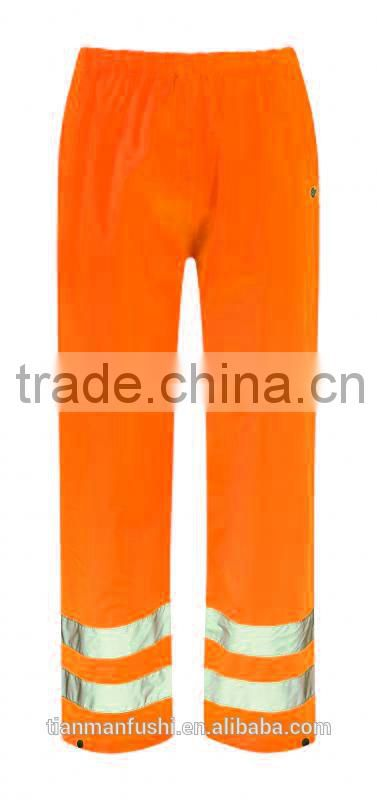 100% cotton fabric cheap cargo pants with functional pockets mens workwear trousers chef workwear