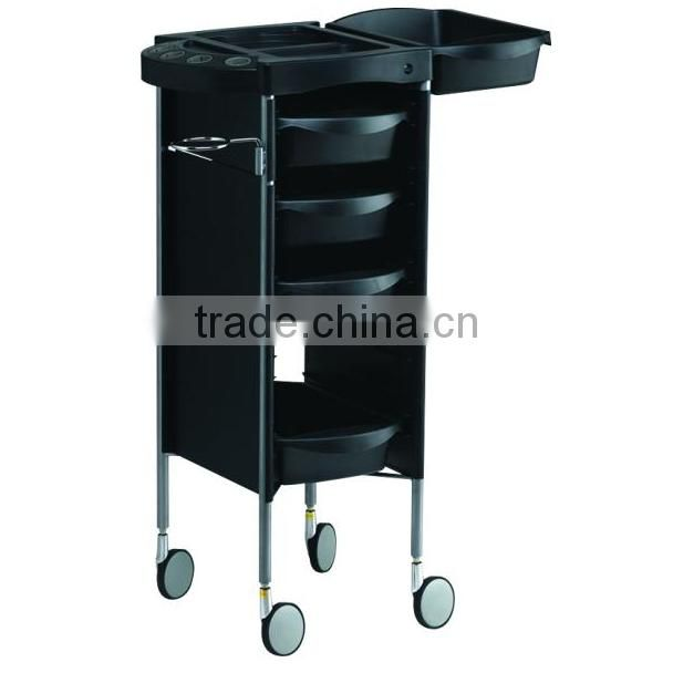 Beauty trolley hair salon furniture used nail salon furniture F-QA0006