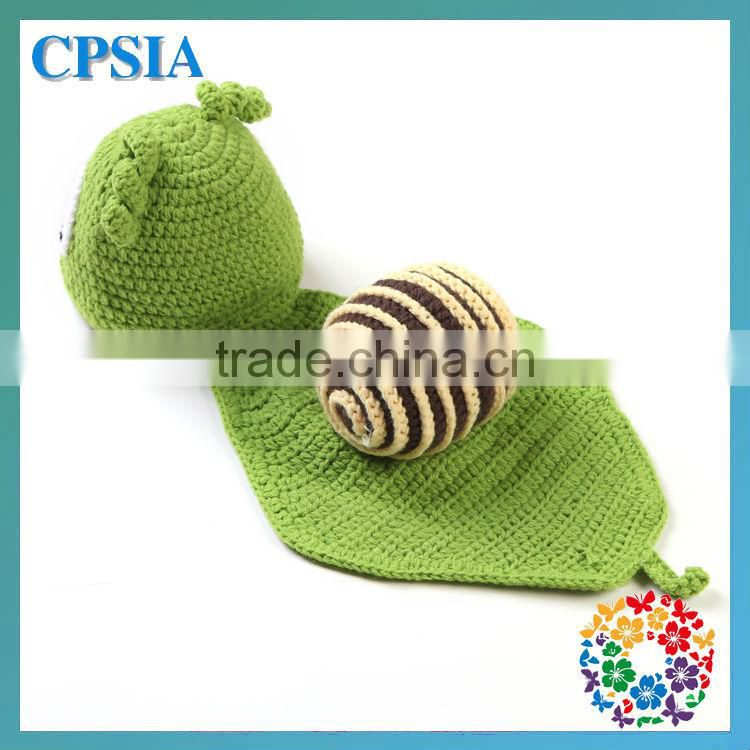 Beautiful Crochet wool knit hats beanie with infant diaper covers