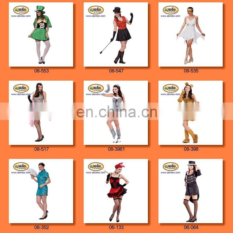 White Snow costume (16-022) as lady carnaval costumes with ARTPRO brand