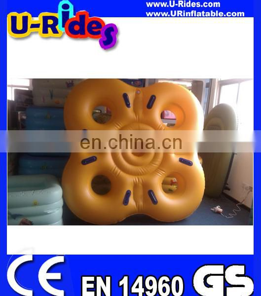 inflatable swim ring size
