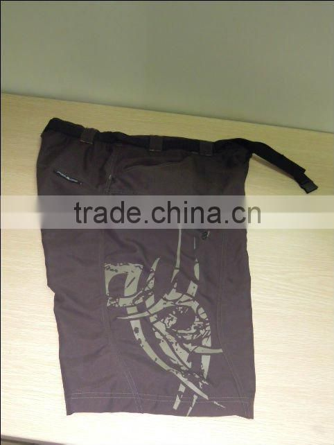 2012 fashion men's MTB bike short OEM #OM-1204