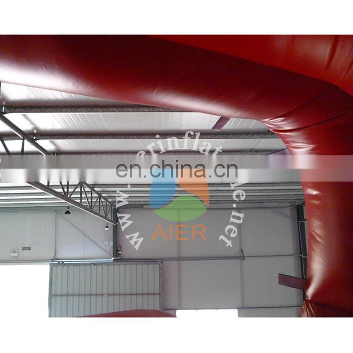High quality water slide / cheap telescopic slide kids indoor slide / red inflatable water slide for sale