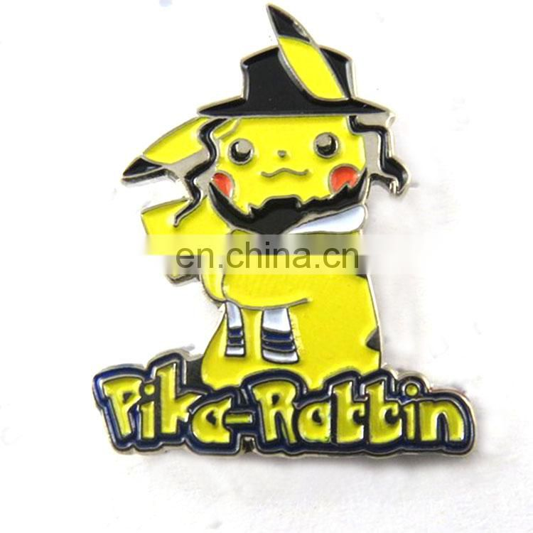 Wholesale promotional products soft enamel custom made lapel pins