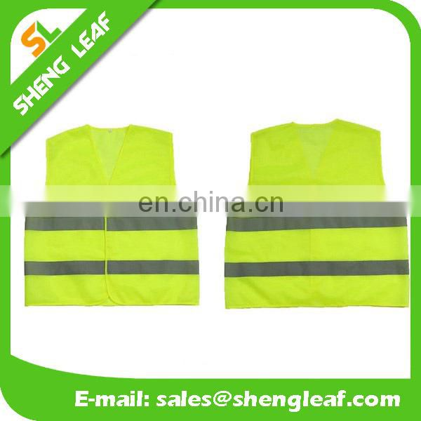 Customized CE Approval Reflective Safety Vest Clothing