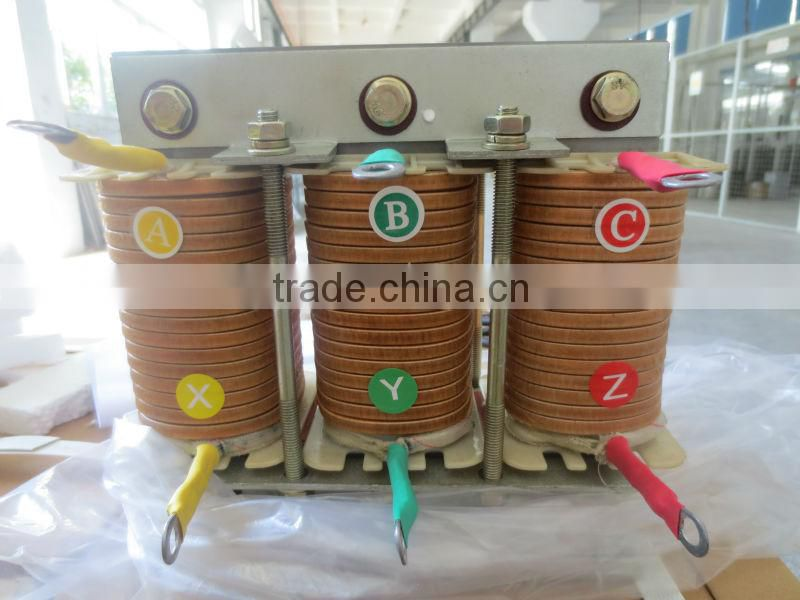 Low voltage wave reactor